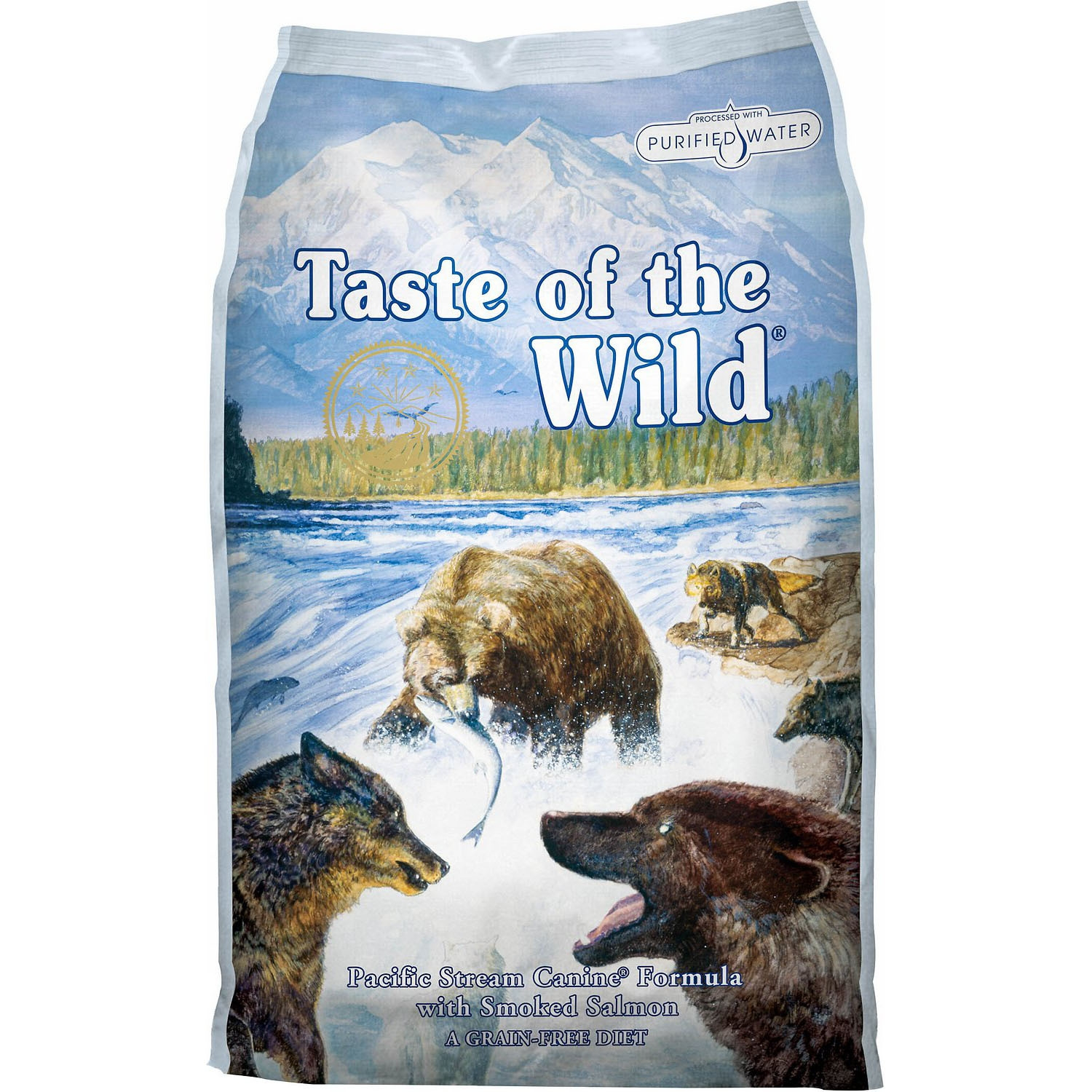 Taste of the Wild Pacific Stream Formula, 2 Kg