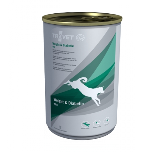 Trovet Weight & Diabetic Conserva 400 g
