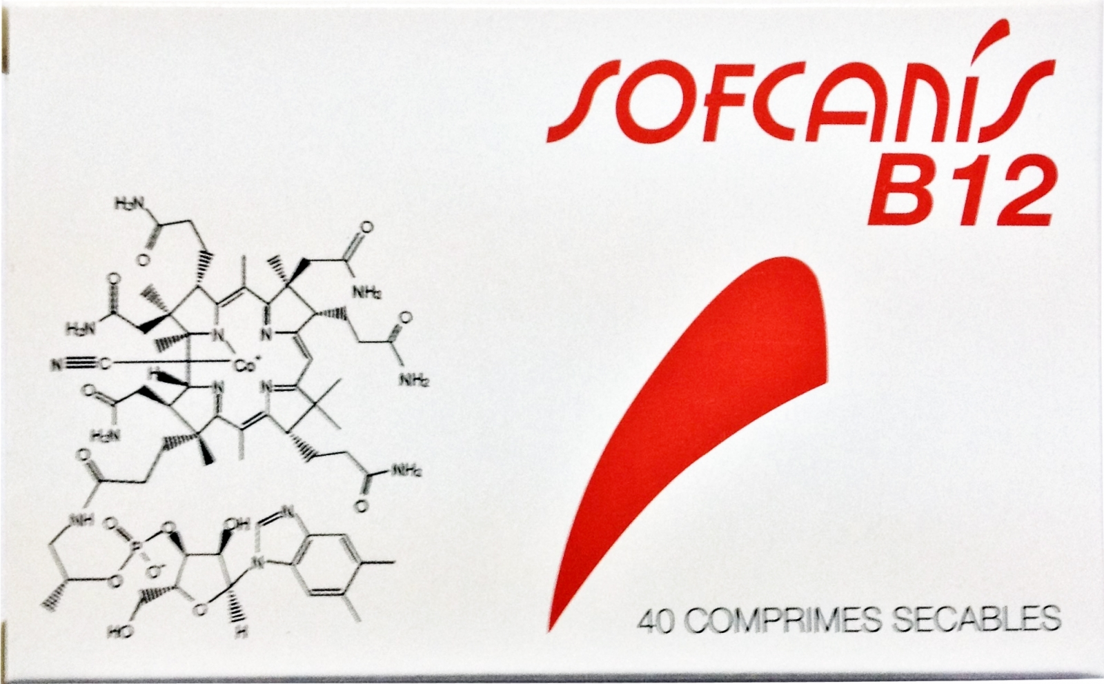 Sofcanis B12, 40 comprimate
