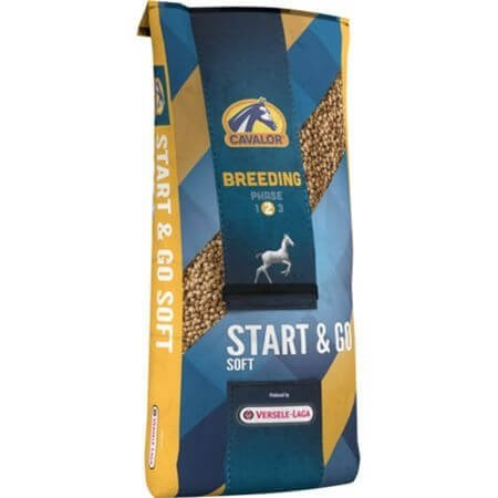 Versele Laga Cavalor Breeding, Start & Go, 15kg