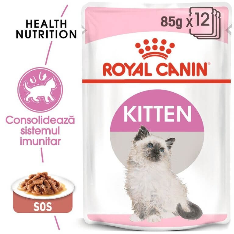 Royal Canin Kitten Instinctive, 85 g
